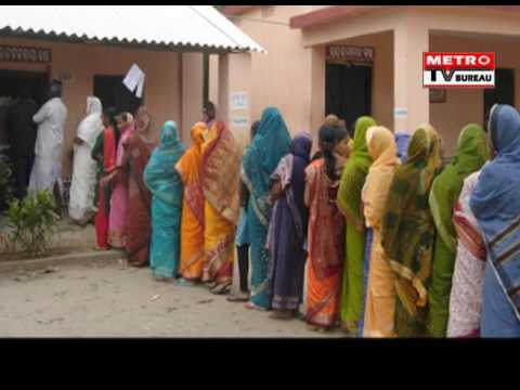 2nd Phase Panchayat Election Polling Completed In Odisha : Metro TV Bureau