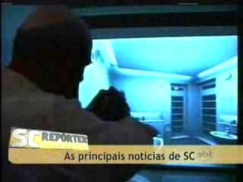 Simulador de Tiro Federal Defender BR Reportagem da SC Reporter