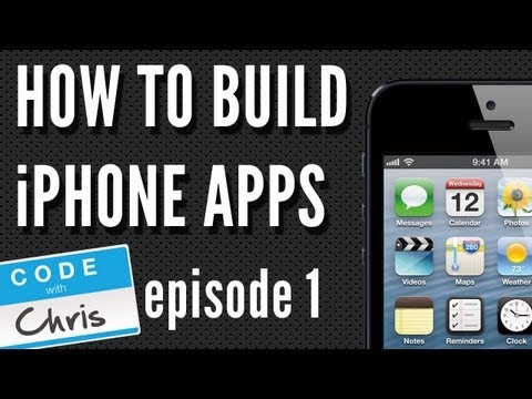 How To Build Iphone Apps