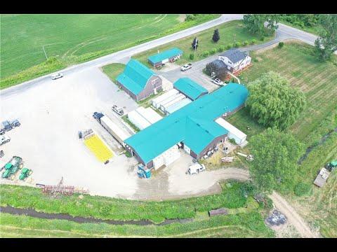 Ontario Farm For Sale - 42.6 Acre Farm In Norfolk County