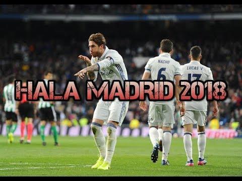 HALA MADRID Y NADA MÁS!