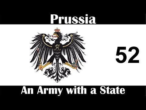 Victoria II - Prussia - An Army with a State - 52