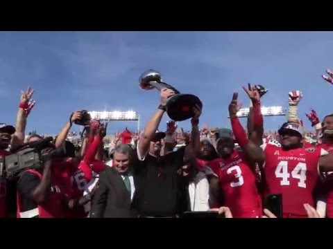 UH Wins American Athletic Conference Championship