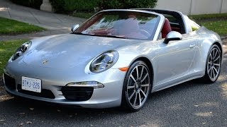 2015 Porsche 911 Targa 4 Review