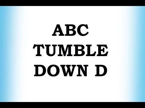 ABC Tumble Down D