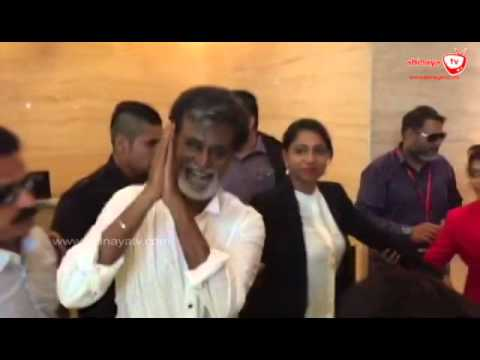 superstar rajinikanth mass in malaysia