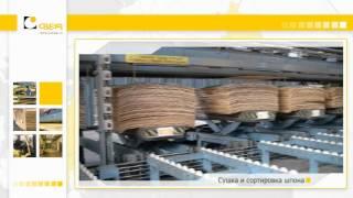 Производство фанеры СВЕЗА(Производство березовой фанеры СВЕЗА., 2012-03-16T09:14:10.000Z)