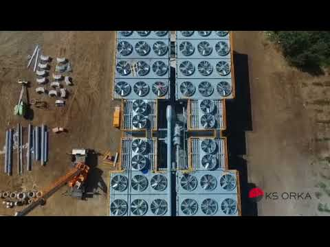 First Geothermal Power Plant in Hungary