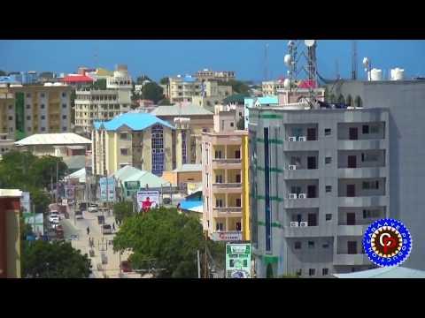 Mogadishu Capital City of Somalia 2018 HD VIDEO
