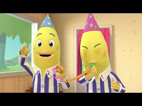 The Birthdays - Bananas in Pyjamas Full Episode - Bananas in Pyjamas Official
