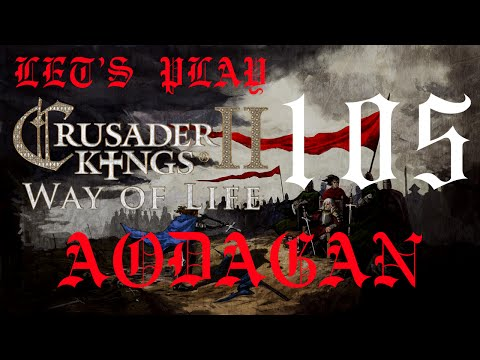 Peaceable Conversion | Let's Play Crusader Kings 2 #105