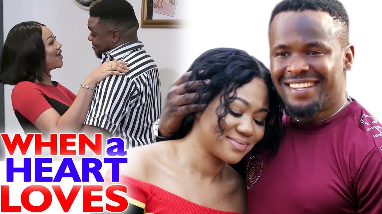 """Download New Movie """"WHEN A HEART LOVES"""" Season 1&2 - (Zubby Michael) 2019 Latest Nigerian Nollywood Movie"""