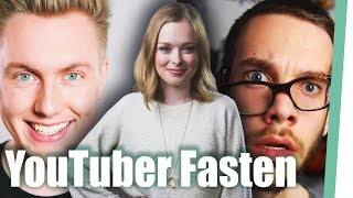 YouTuber Fasten 2018 l Space Frogs, Tomatolix, Lisa Sophie Laurent