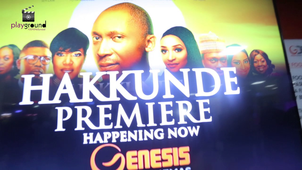 Download MOVIE PREMIERE 'HAKKUNDE' Produced By - OLUSEYI ASURF