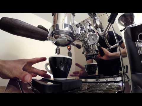 Foundry Coffee Roasters - Making Coffee on Londinium One
