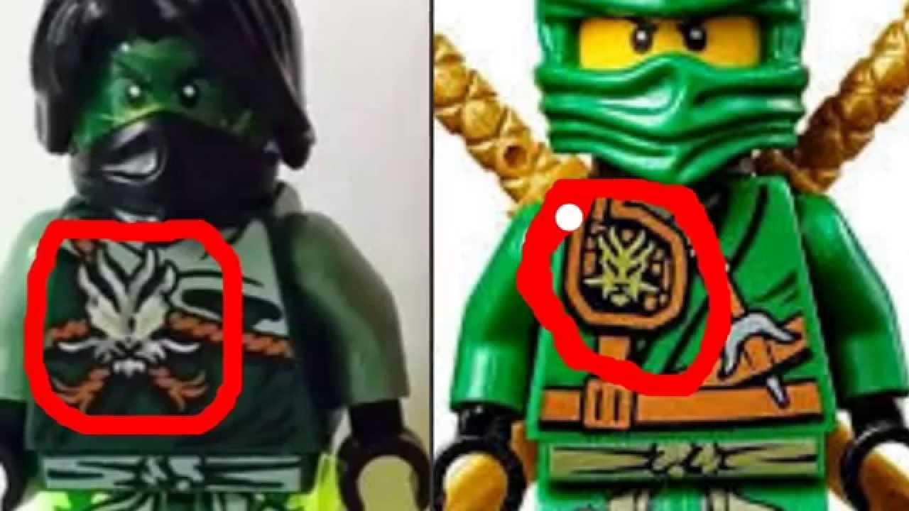 Lego Ninjago Morro And Lloyd Theory!   YouTube