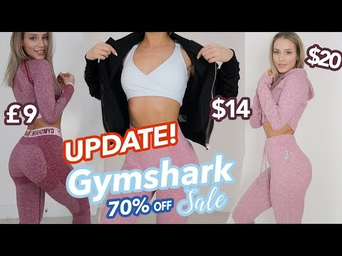 STOCK UPDATE?! MY FAV GYMSHARK PIECES | BLACK FRIDAY SALES
