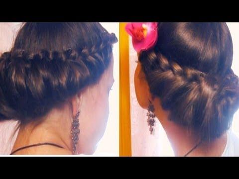 Nstyle - Причёска в греческом стиле