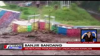 Download Video Video Amatir saat Banjir Bandang Terjang Banyuwangi MP3 3GP MP4