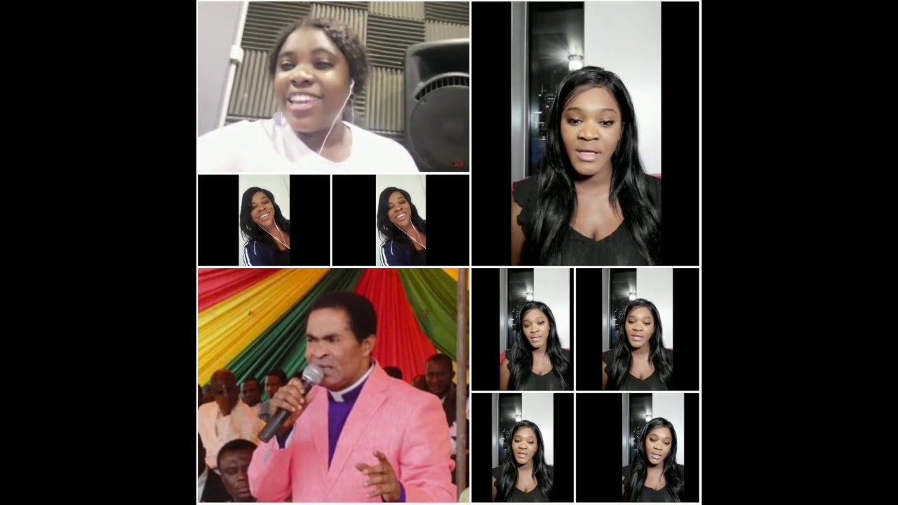 Download ANNOR-YEBOAH SISTERS- DANCE WITH MY FATHER AGAIN COVER