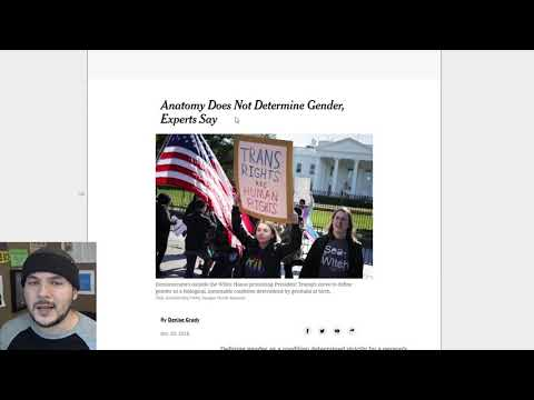 The Trump Transgender Story is WRONG, NYT Is Making Problems