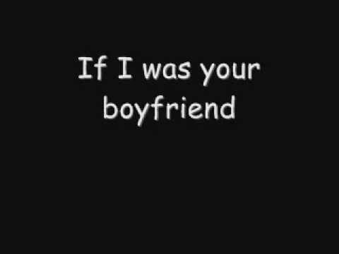Justin Bieber-Boyfriend Lyrics
