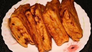 সহজ এবং দ্রুত সময়ে তৈরি করুন আলু ব্রেড পাকোড়া // How To Make Potato Bread Pakora