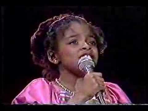SHANICE:SINGING