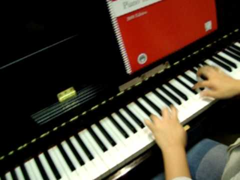 RCM Grade 9, Scales, Sample Exam The Conservatory of Music Enhanced Education presents Victoria