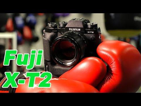Fujifilm X-T2 Real World Review / 5 Min Portrait: Best Crop Sensor Camera?