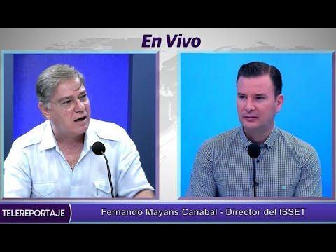 """En días se resolvería el asunto de """"pensiones chuecas"""" en el ISSET: Fernando Mayans"""