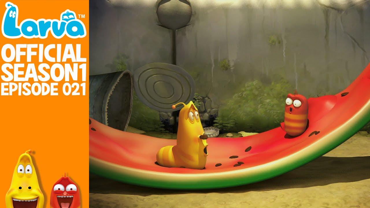 Official water melon larva season 1 episode 21 youtube for H2o season 4 episode 1 full episode