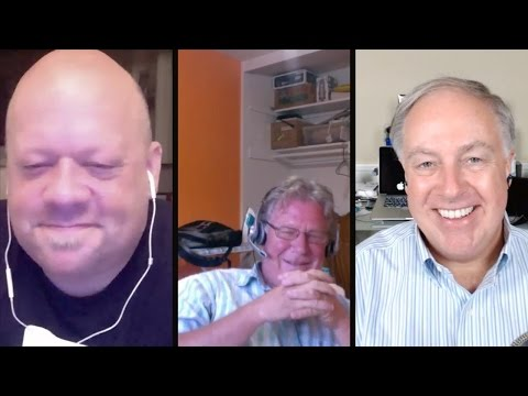 MacVoices #15164: Dan Berube and Michael Horton Profile The Amsterdam SuperMeet