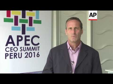 AP Reporter on final day of APEC summit