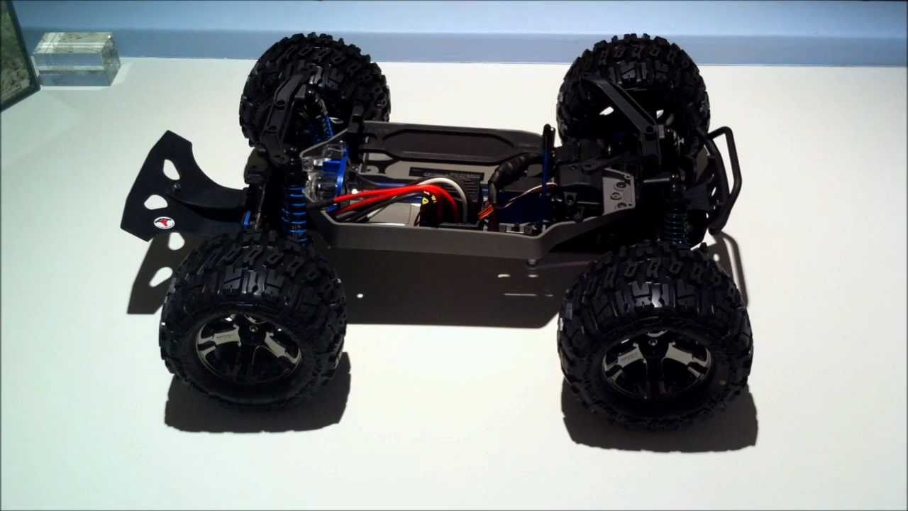 Traxxas Stampede 4x4 Custom Build Project and Upgrades Part 2