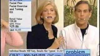 facial flex video on qvc