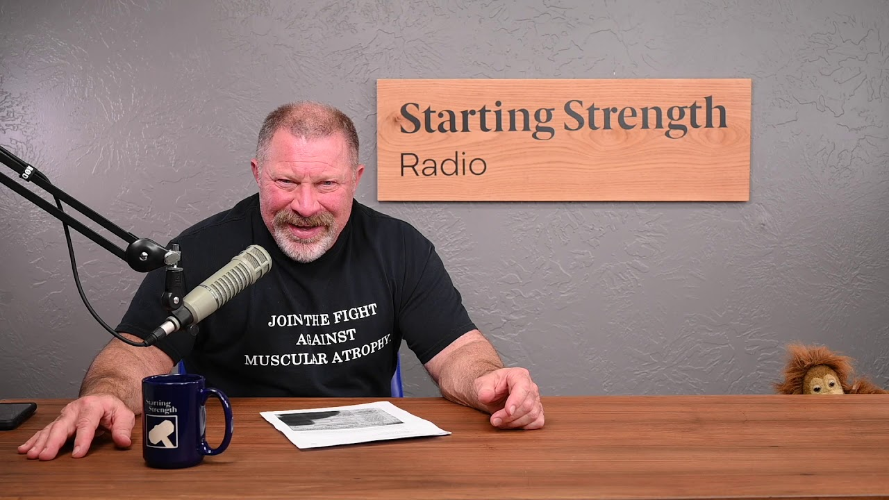 """Questioning """"Science""""? - Starting Strength Radio Clips"""