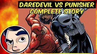 DareDevil vs Punisher - Complete Story