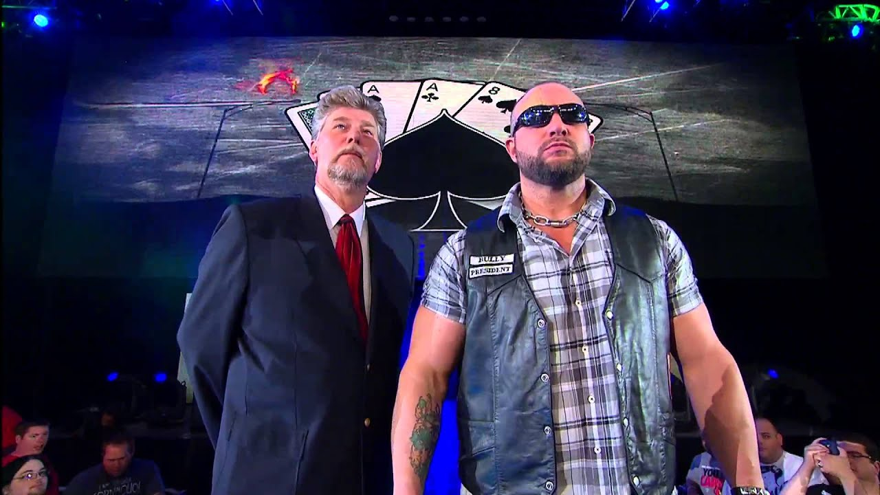 Bully Ray Brings in His Lawyer to Challenge Chris Sabin and Get his Title Back - July 25, 2013