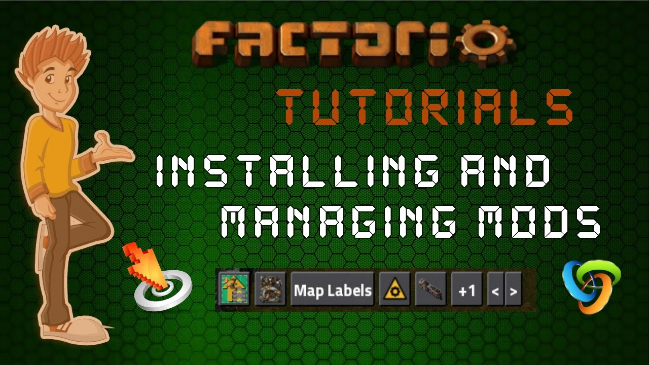 how to download mods factorio