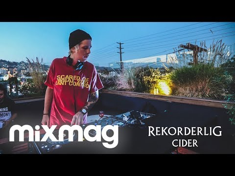 LE YOUTH | Sunset Session in LA w/ Mixmag x Rekorderlig