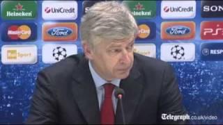 Arsene Wenger on Milan 4 Arsenal 0: 'It was shocking, we were beaten everywhere'