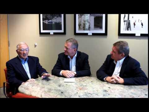 Ken, Wayne and Jeff Elhart