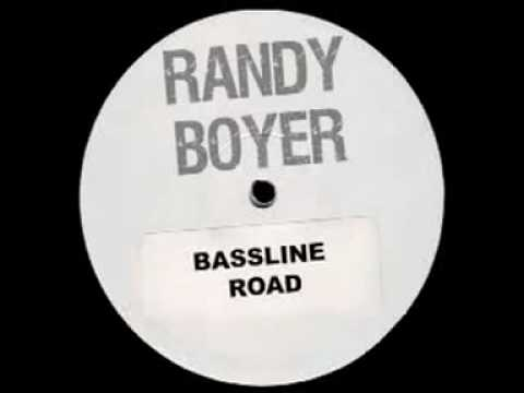 Randy Boyer - Baseline Road (RARE)