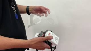 How to install the Splash Guard (No Impact Protection) onto a Force™8 Half Mask