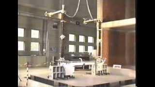 Испытания на сейсмостойкость горизонтально-поворотного разъединителя SGF-245  (HAPAM Poland Sp.)(, 2013-12-21T14:25:03.000Z)