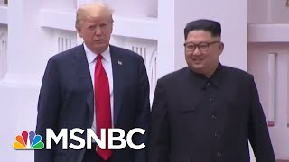 President Donald Trump Says Meeting With Kim Jong-Un Went 'Better Than Expected' | Hardball | MSNBC