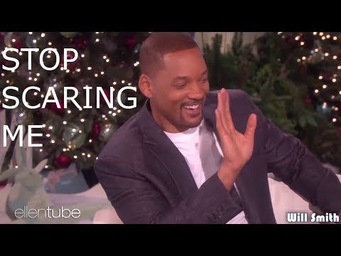 Best Of Ellen Scares Celebrities