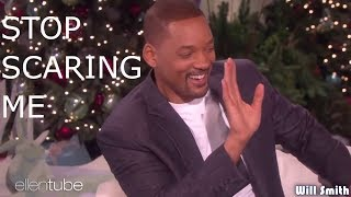 Best of Ellen Scares Celebrities