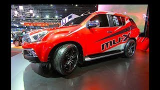 New 2018 Isuzu Mu-X Blue Power 2019